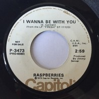 Raspberries - I Wanna Be With You