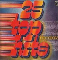 Rattles, Black Sabbath, Hotlegs... - 25 Top Hits International