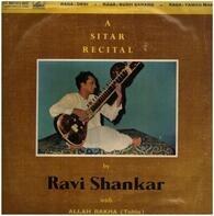 Ravi Shankar - A Sitar Recital