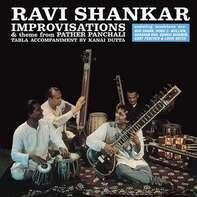 Ravi Shankar - Improvistaions