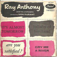 Ray Anthony & His Orchestra - Ray Anthony And His Orchestra Introducing Don Durant
