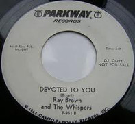 Ray Brown & The Whispers - Twenty Miles
