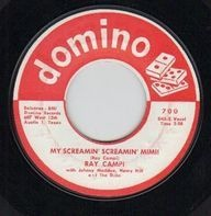 Ray Campi - With You / My Screamin' Screamin' Mimi!