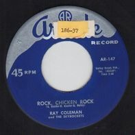 Ray Coleman & His Skyrockets - Jukebox Rock And Roll