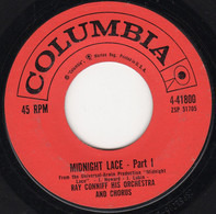 Ray Conniff And His Orchestra & Chorus / Ray Conniff - Midnight Lace