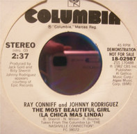Ray Conniff And Johnny Rodriguez - The Most Beautiful Girl (La Chica Mas Linda)