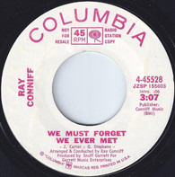 Ray Conniff - We Must Forget We Ever Met