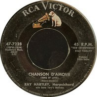 Ray Hartley - Chanson D'Amour (Song Of Love)