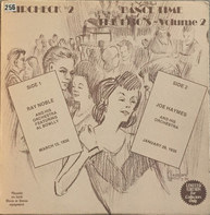Ray Noble And His Orchestra Featuring Al Bowlly / Joe Haymes & His Orchestra - Dance Time The 1930's - Volume 2
