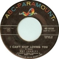 Ray Charles - I Can't Stop Loving You / Born To Lose