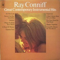 Ray Conniff - Great Contemporary Instrumental Hits