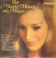 Ray Conniff, Louis Armstrong, Percy Faith - The Many Moods of Music