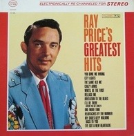 Ray Price - Ray Price's Greatest Hits