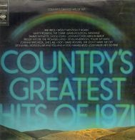 Ray Price / Marty Robbins / Tammy Wynette a.o. - Country's Greatest Hits Of 1971