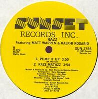 Raz Featuring Matt Warren & Ralphi Rosario - Pump It Up