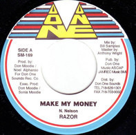 Razor - Make My Money