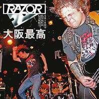 Razor - Osaka Saikou - Live In..