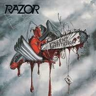 Razor - Violent Restitution (Transparent Ultra Clear Vinyl