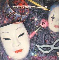Ready For The World - Ceramic Girl