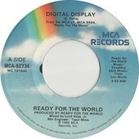Ready For The World - Digital Display