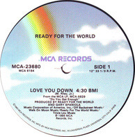 Ready For The World - Love You Down