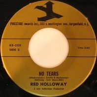Red Holloway - Shout Brother / No Tears