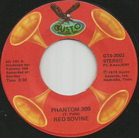Red Sovine - Phantom 309 / I Didn't Jump The Fence