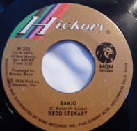 Redd Stewart - Banjo / Talk To The Angels