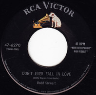Redd Stewart - Don't Ever Fall In Love / Turn Around