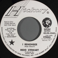 Redd Stewart - I Remember