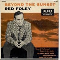 Red Foley - Beyond The Sunset EP