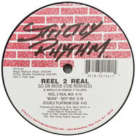 Reel 2 Real - Go On Move (The Remixes)
