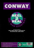 Reel 2 Real Featuring The Mad Stuntman - Conway