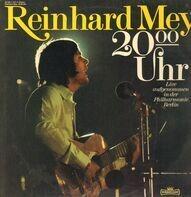 Reinhard Mey - 20.00 Uhr