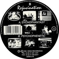 Rejuvination - Sychophantasy