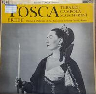 Renata Tebaldi - Giacomo Puccini , Coro dell'Accademia Nazionale di Santa Cecilia And Orchestra del - Tosca (Complete Recording)