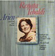 Renata Tebaldi - Arien von Verdi u. Puccini