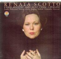 Renata Scotto - Verdi, Puccini, Mascagni, Cilea, Catalani