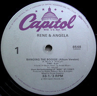 René & Angela - Banging The Boogie