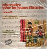 René Clemencic & Hopkinson Smith - Repertoire Pour Les Jeunes Flutistes, vol.2
