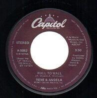 René & Angela - Wall To Wall / Love Won't Slip