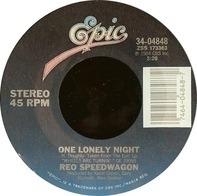 REO Speedwagon - One Lonely Night