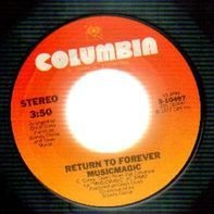 Return To Forever - Musicmagic / When Love Is New