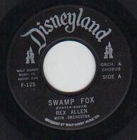 Rex Allen - Swamp Fox / Bronco Boogie