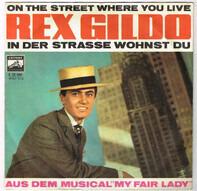 Rex Gildo - On The Street Where You Live