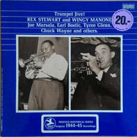 Rex Stewart And Wingy Manone - Trumpet Jive!