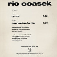Ric Ocasek - Prove / Connect Up To Me