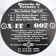 Ricardo De Tornato - The Golden Egg EP