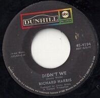 Richard Harris - Didn't We