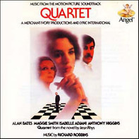 Richard Robbins - Quartet (Music From The Motion Picture Soundtrack)